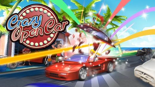 「Crazy Open Car」のスクリーンショット 1枚目
