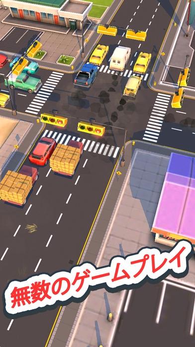 「Traffic Panic Boom Town」のスクリーンショット 3枚目