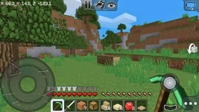 「MultiCraft ― Build and Mine!」のスクリーンショット 1枚目