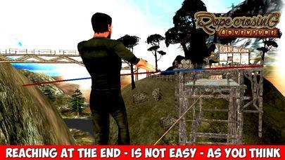 「Rope Crossing VR : An Amazing Virtual Adventure」のスクリーンショット 1枚目