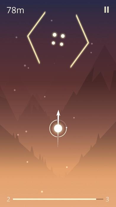 「Icarus - A Star's Journey」のスクリーンショット 1枚目