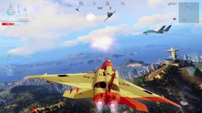 「Sky Gamblers - Infinite Jets」のスクリーンショット 3枚目