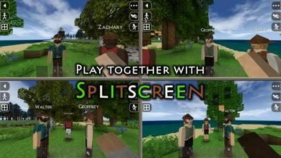 「Survivalcraft 2」のスクリーンショット 1枚目