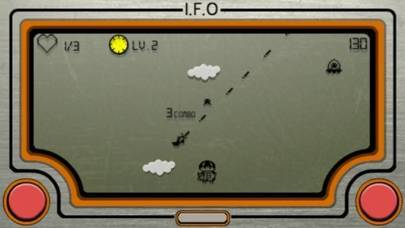 「I.F.O」のスクリーンショット 2枚目