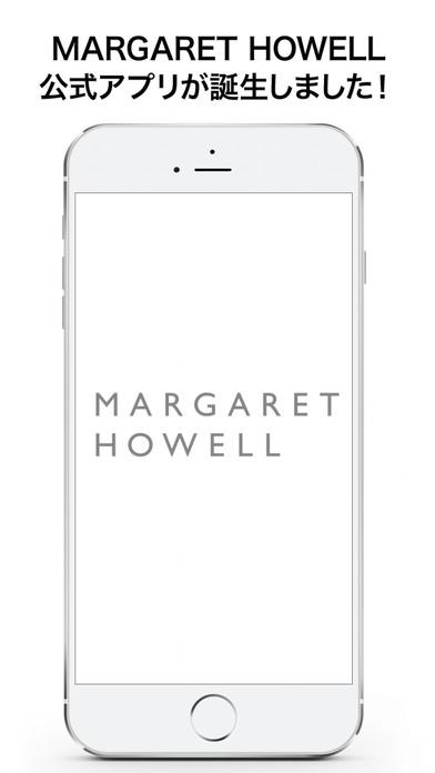 「MARGARET HOWELL」のスクリーンショット 1枚目