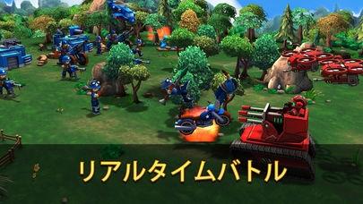 「Mini Guns - Omega Wars」のスクリーンショット 2枚目