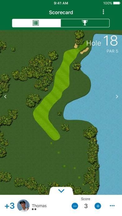 「Garmin Golf」のスクリーンショット 3枚目