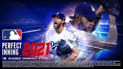 「MLB パーフェクトイニング 2021」のスクリーンショット 1枚目