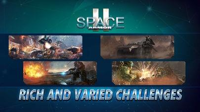 「Space Armor 2」のスクリーンショット 2枚目