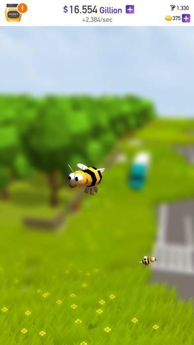 「HoneyBee Planet」のスクリーンショット 1枚目