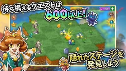 「マージドラゴン (Merge Dragons!)」のスクリーンショット 2枚目