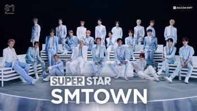 「SUPERSTAR SMTOWN」のスクリーンショット 1枚目