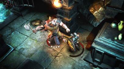 「Warhammer Quest 2」のスクリーンショット 1枚目