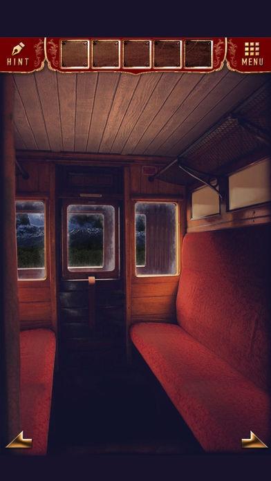 「脱出ゲーム 夜行列車」のスクリーンショット 2枚目