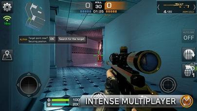 「Combat Squad - Online FPS」のスクリーンショット 2枚目