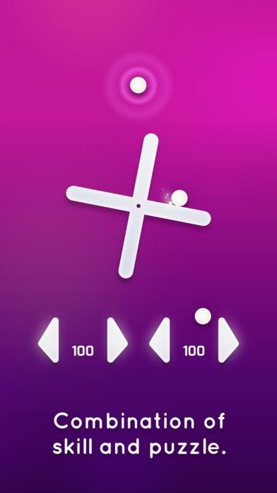 「Flick - Flicktastic action puzzle game」のスクリーンショット 2枚目