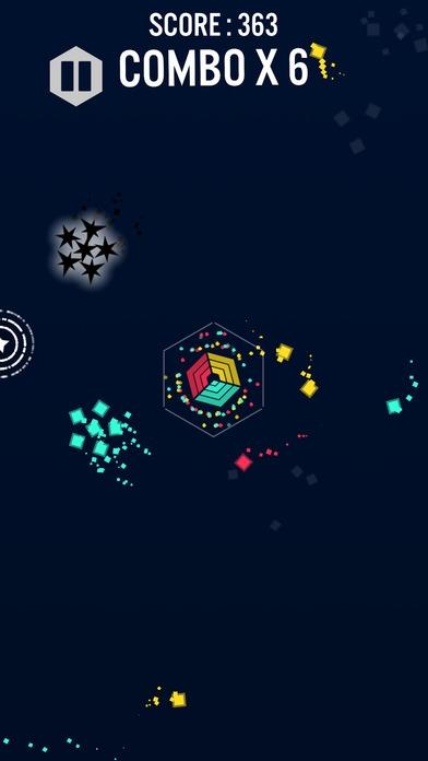 「Atomic Blink!」のスクリーンショット 2枚目