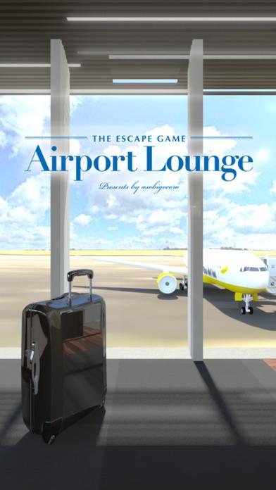 「脱出ゲーム Airport Lounge」のスクリーンショット 1枚目