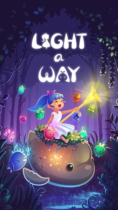 「Light a Way」のスクリーンショット 1枚目