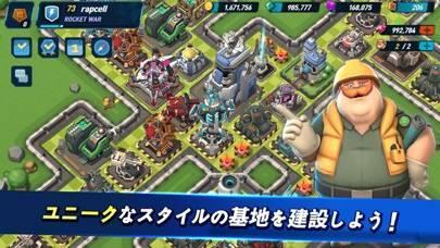 「ロケット・ウォー「Rocket War」」のスクリーンショット 1枚目