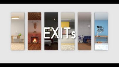 「脱出ゲーム EXITs」のスクリーンショット 1枚目