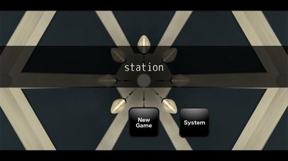「脱出ゲーム  station」のスクリーンショット 1枚目