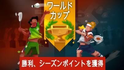 「Badminton League」のスクリーンショット 1枚目