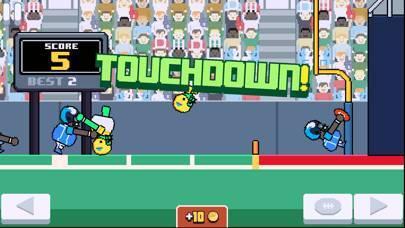 「Touchdowners」のスクリーンショット 2枚目