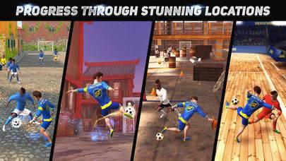 「SkillTwins Football Game 2」のスクリーンショット 3枚目