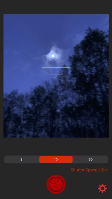 「星撮りカメラくん」のスクリーンショット 1枚目
