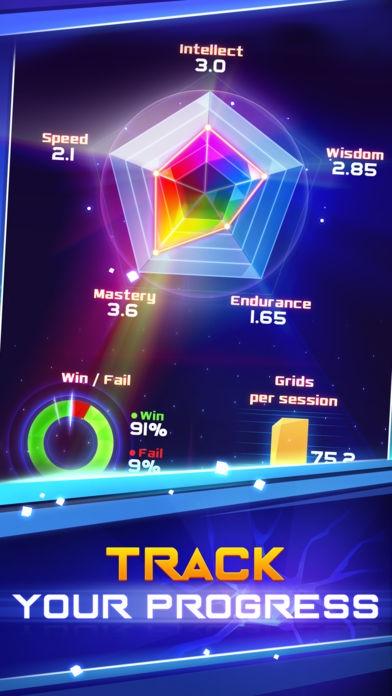 「Axon - Challenge Your Brain」のスクリーンショット 3枚目