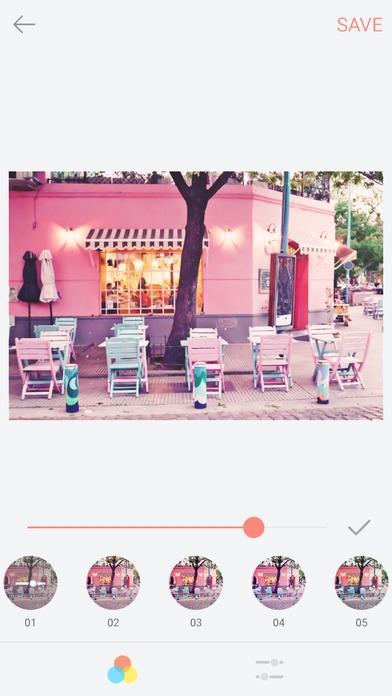 「Palette Paris (パレット パリ)」のスクリーンショット 1枚目