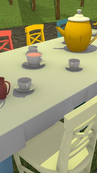 「脱出ゲーム Tea Party」のスクリーンショット 2枚目