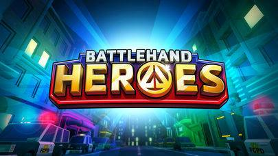 「BattleHand Heroes」のスクリーンショット 1枚目