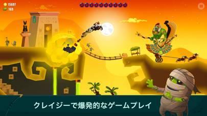 「Dragon Hills 2」のスクリーンショット 2枚目