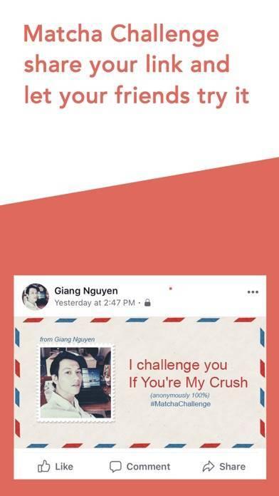 「Matcha: Challenge Your Crush」のスクリーンショット 1枚目