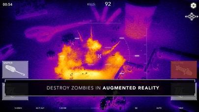 「Zombie Gunship Revenant AR」のスクリーンショット 2枚目