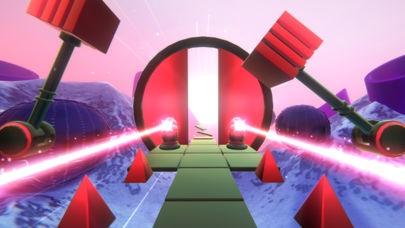 「Glitch Dash」のスクリーンショット 3枚目