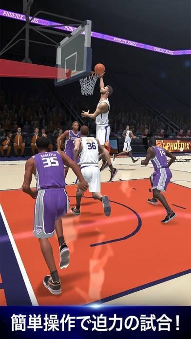 「NBA NOW:モバイルバスケットボールゲーム」のスクリーンショット 3枚目
