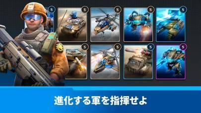 「コマンド&コンカー™:ライバル PVP」のスクリーンショット 3枚目