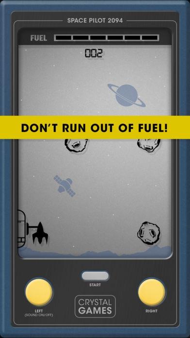 「Space Pilot 2094」のスクリーンショット 3枚目