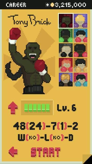 「Pixel Punchers」のスクリーンショット 1枚目