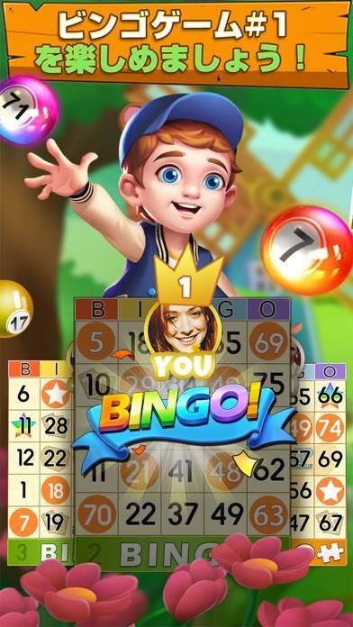 「ビンゴ パーティー・人気のカジノゲーム」のスクリーンショット 1枚目