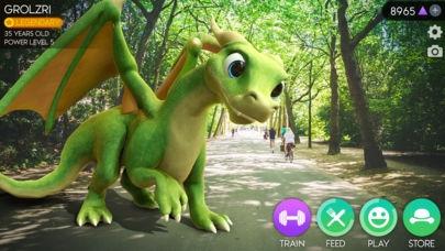 「AR Dragon」のスクリーンショット 2枚目