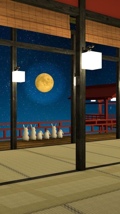 「脱出ゲーム Otsukimi お月見うさぎとかぐや姫」のスクリーンショット 2枚目
