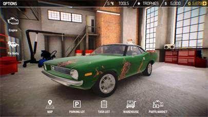 「Car Mechanic Simulator 18」のスクリーンショット 1枚目