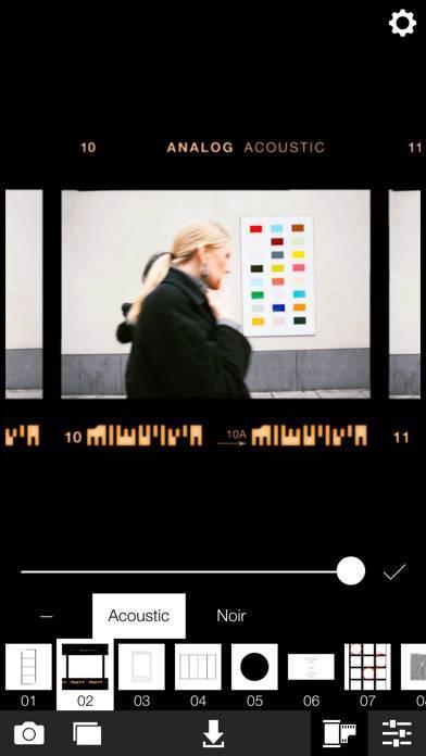 「Analog Acoustic」のスクリーンショット 2枚目