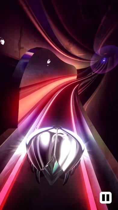 「Thumper: Pocket Edition」のスクリーンショット 2枚目