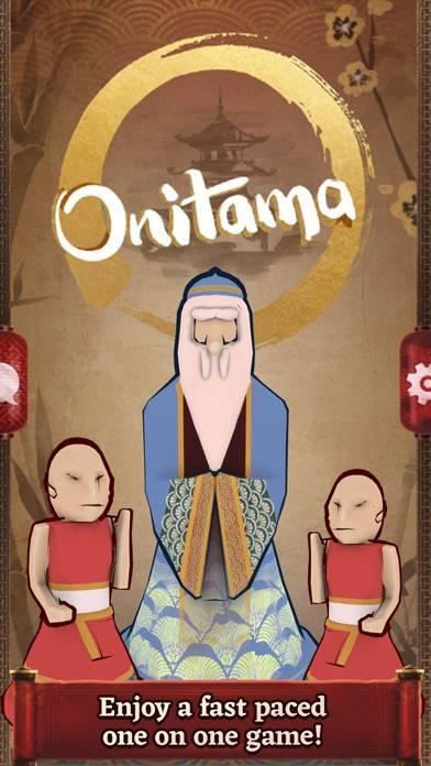 「Onitama: The Board Game」のスクリーンショット 1枚目