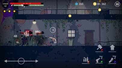 「Dead Rain :  新しいゾンビウイルス」のスクリーンショット 1枚目